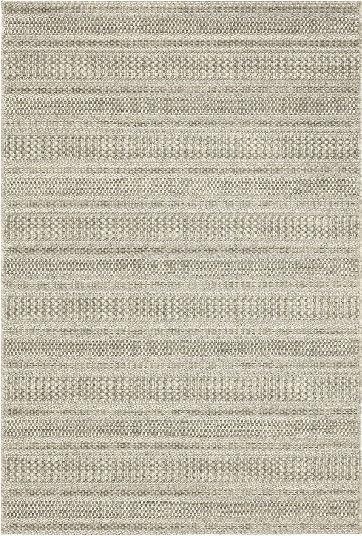 Tapis Indy Grège - 160 x 230 cm