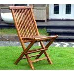 Wood-en-stock chaises de jardin pliante en teck huilé Chaises de jardin... par LeGuide.com Publicité