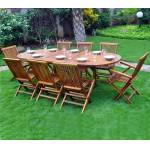 Wood-en-stock Salon de jardin en teck pour 8 à 10 personnes Ce salon... par LeGuide.com Publicité
