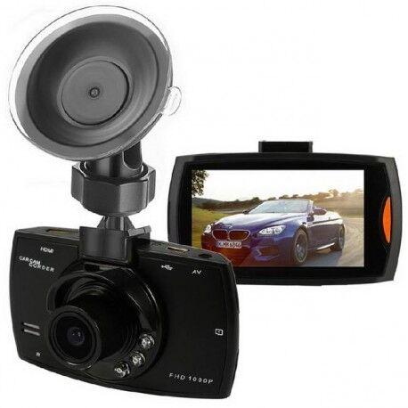 Grantek Caméra Embarquée Voiture Dashcam HD
