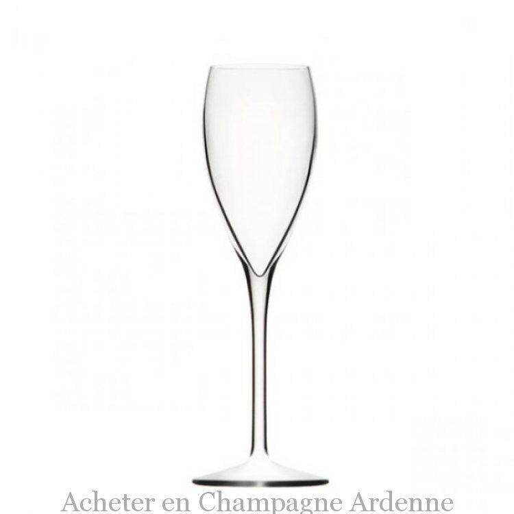 Flûtes à champagne OPALE 10 cl