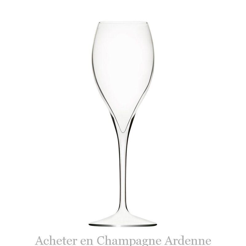 Flûtes à champagne OPALE 16cl