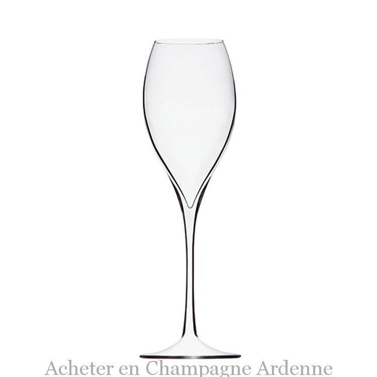 Flûtes à champagne OPALE 17cl
