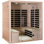 SNÖ Sauna infrarouge panneaux carbone 3200W LUXE 4 places - SNÖ Sauna... par LeGuide.com Publicité