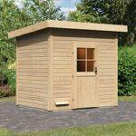WoodFeeling Sauna d'extérieur NELLA en bois massif 38mm 6 à 7 places... par LeGuide.com Publicité