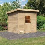 WoodFeeling Sauna d'extérieur KRISTINA en bois massif 38mm 7 à 8... par LeGuide.com Publicité