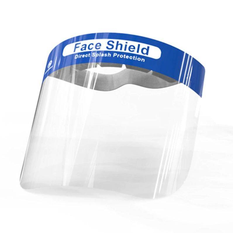 SILAMP Visière de protection anti-projection