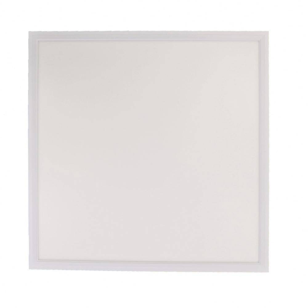 Dalle LED 60x60 Slim 48W BLANC - couleur eclairage : Blanc Froid 6000K - 8000K