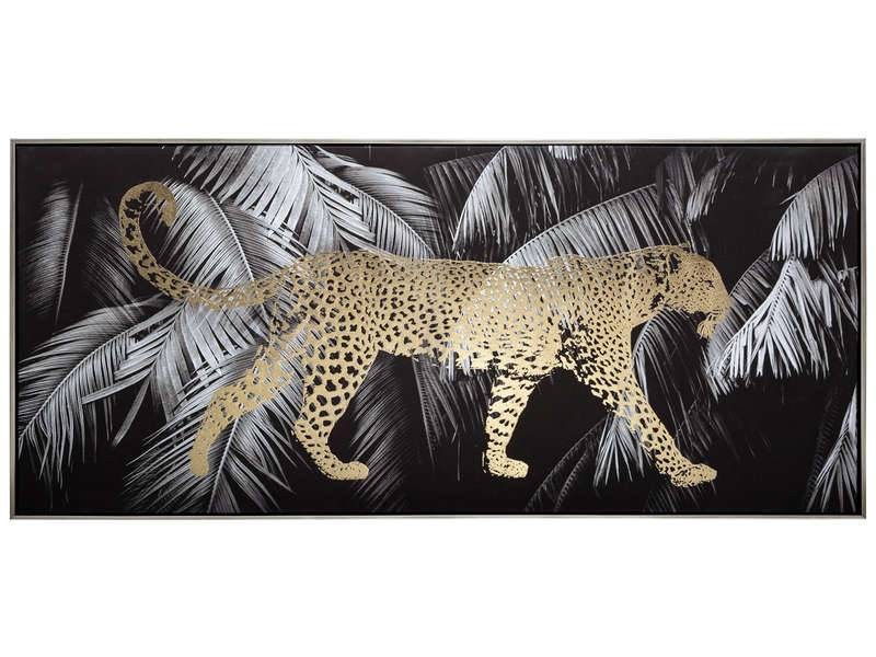 CONFORAMA Toile 56x100 cm PANTHERE