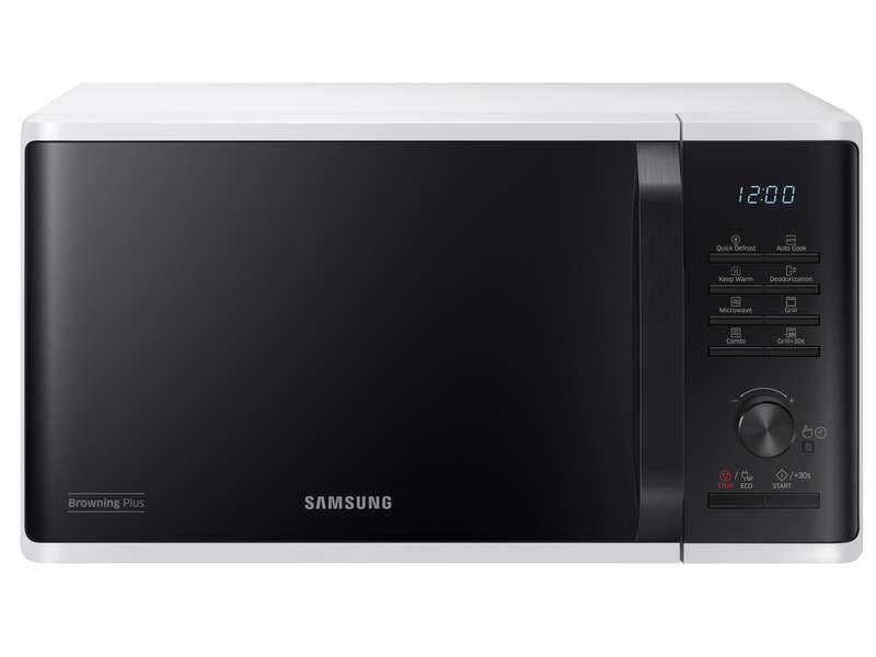 SAMSUNG Micro-ondes avec gril SAMSUNG MG23K3515AW
