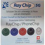 Tocrop Sarls Jeu de 5 puces RayGuard anti-5G Diamètre : 30mm Référence... par LeGuide.com Publicité
