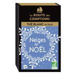 la route des comptoirs  La Route Des Comptoirs Thé blanc bio Neige de Noël... par LeGuide.com Publicité