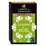 la route des comptoirs  La Route Des Comptoirs Thé vert bio Lumière de... par LeGuide.com Publicité