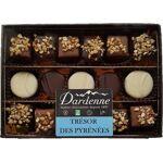 DARDENNE Assortiment de carrés crunchy, palet NOIR gingembre, BLANC...... par LeGuide.com Publicité