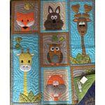 Fair Moms Boutis couvre-lit quilt photos animaux équitable et fait main... par LeGuide.com Publicité