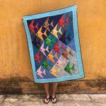 Fair Moms Boutis couvre-lit Quilt Poissons [embed]https://www.youtube.com/watch?v=mRIIFowhO54[/embed] par LeGuide.com Publicité
