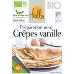 HEOLBIO préparation bio pour crêpes vanille sans gluten HEOLBIO PRÉPARATION... par LeGuide.com Publicité