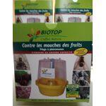 Essentielbio Piège mouches des fruits. Piège mouches des fruits. Période... par LeGuide.com Publicité