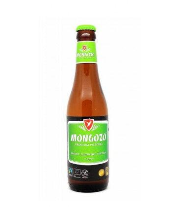EQUITABLE Bière Premium Pilsner - Sans Gluten, Bio et Equitable