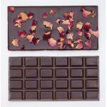 Mon Jardin Chocolaté Ma tablette bio aux fleurs Chocolat noir à 70% de... par LeGuide.com Publicité