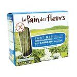 le pain des fleurs  LE PAIN DES FLEURS Tartines Craquantes Bio Sarrasin... par LeGuide.com Publicité
