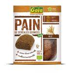 gaia  Gaia Pain de céréales germées Blé 500g C?est un pain fabriqué à partir... par LeGuide.com Publicité