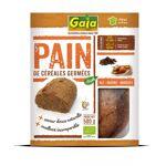 gaia  Gaia Pain de céréales germées Blé/raisins/abricots 500g C?est un... par LeGuide.com Publicité