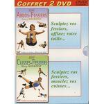 Echo Cuisses et abdos - 2 DVD Nancy Marmorat, professeur de danse, stretching... par LeGuide.com Publicité