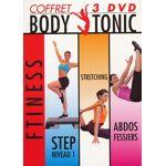 Echo Body tonic avec s. Martin - fitness - coffret 3 DVD Ce coffret reprend... par LeGuide.com Publicité