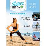 Echo Active fitness - 3 DVD Ma semaine de Fitness : 6 exercices de 12mn... par LeGuide.com Publicité