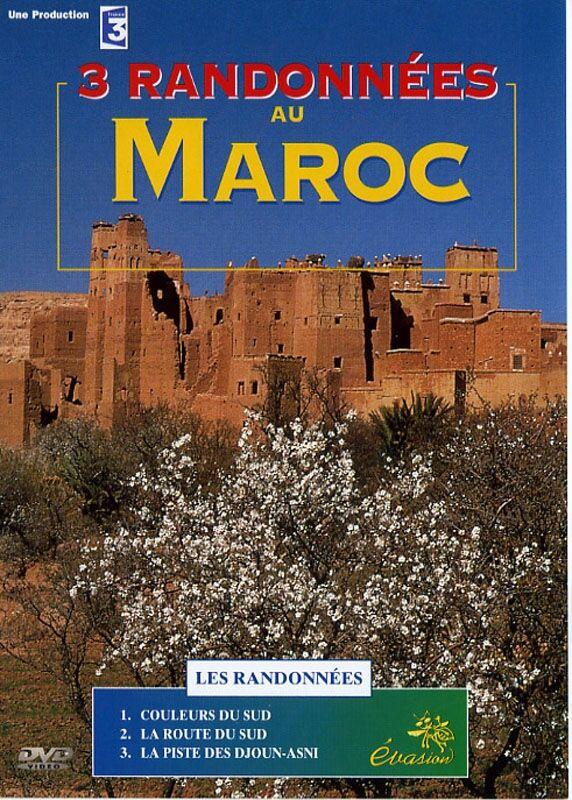 Echo Maroc - DVD  randonnees