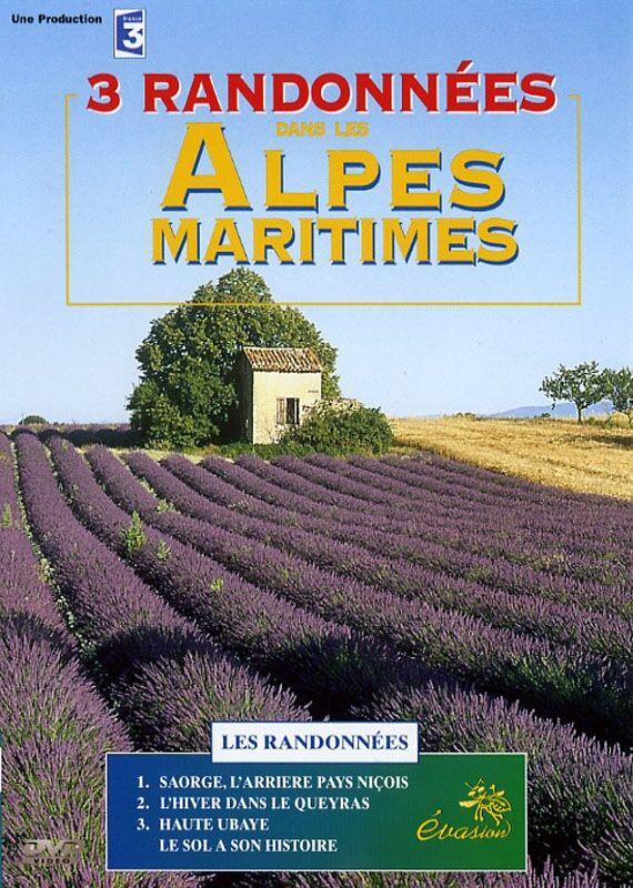 Echo Alpes maritimes - DVD  randonnes