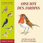 Studio Les 3 Becs Le livre CD Oiseaux des jardins Vous débutez? Les chants... par LeGuide.com Publicité