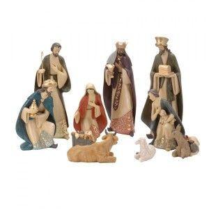 Eminza Les 10 santons de Roseline