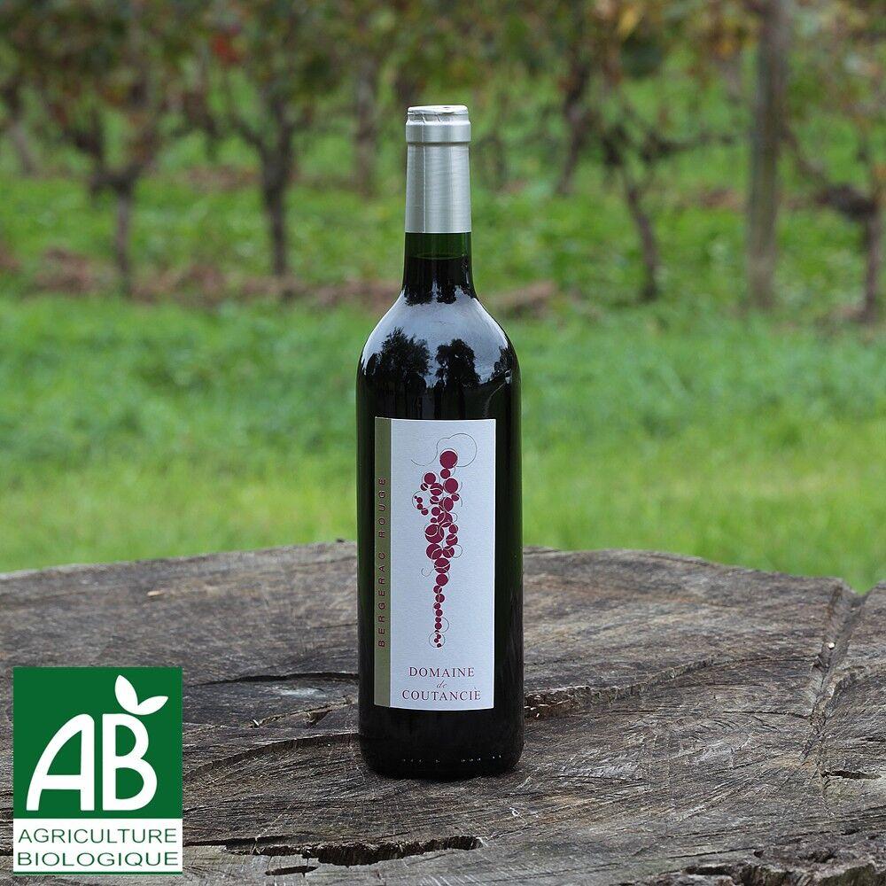 Nature viande - Domaine de la Coutancie Domaine de coutancie vin rouge x1 bio