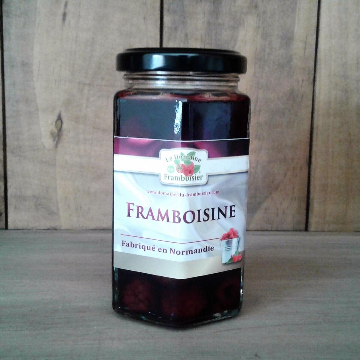 Le Domaine du Framboisier Fruits à l'eau de vie - Framboisine 280ml