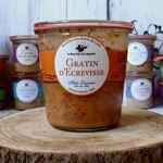 La Bourriche aux Appétits Gratin de Queue d'écrevisse L?écrevisse,... par LeGuide.com Publicité
