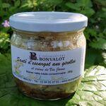 L?escargotière BONVALOT Escargots sautés aux Girolles et Crème de Vin... par LeGuide.com Publicité