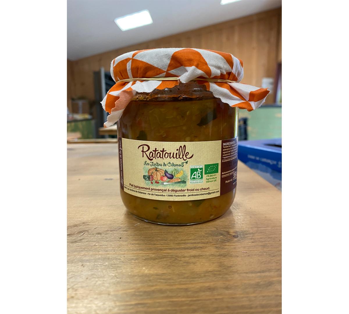 La Boite à Herbes Ratatouille Bio