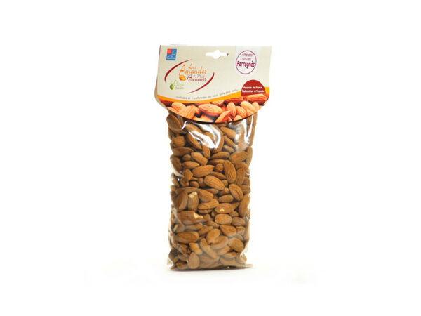 Les amandes et olives du Mont Bouquet Amandes Françaises variété Ferragnès 1 kg