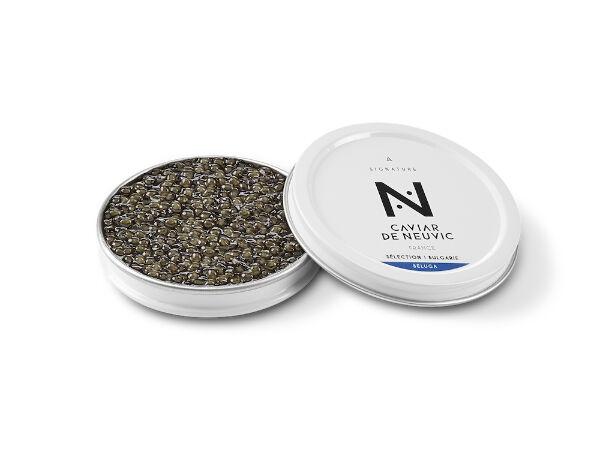 Caviar de Neuvic Caviar Sélection Beluga 100g