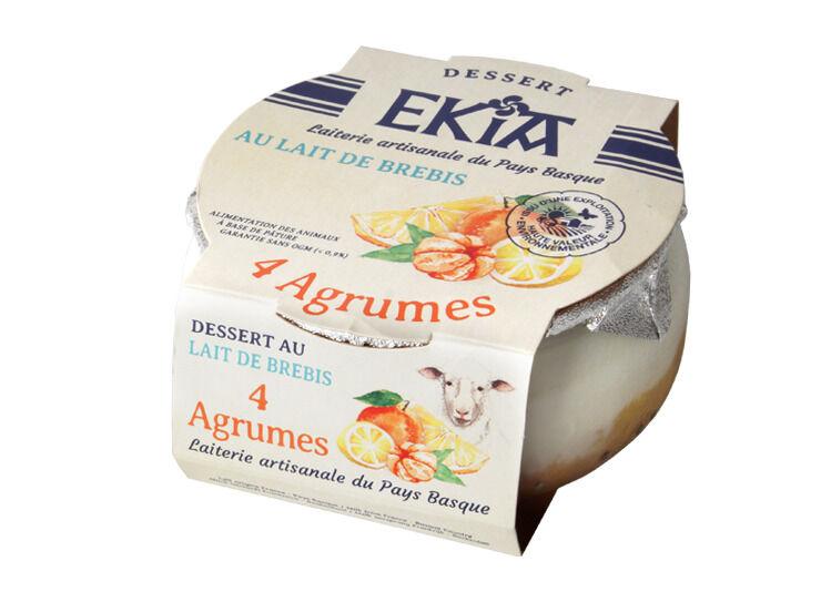 BASTIDARRA Douceur De Brebis - 4 Agrumes - 8 Pots