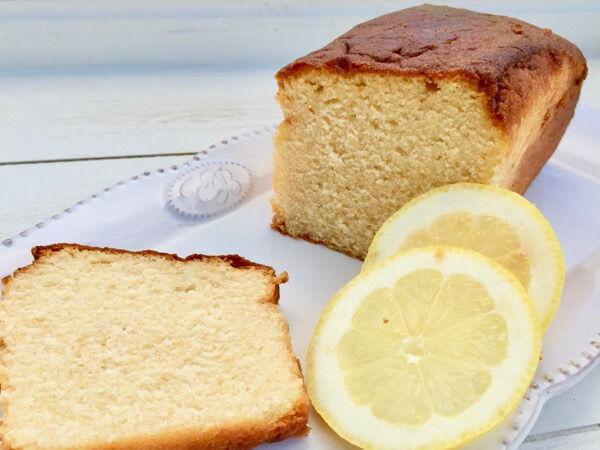 Les Desserts d'Ici Le Cake Au Citron