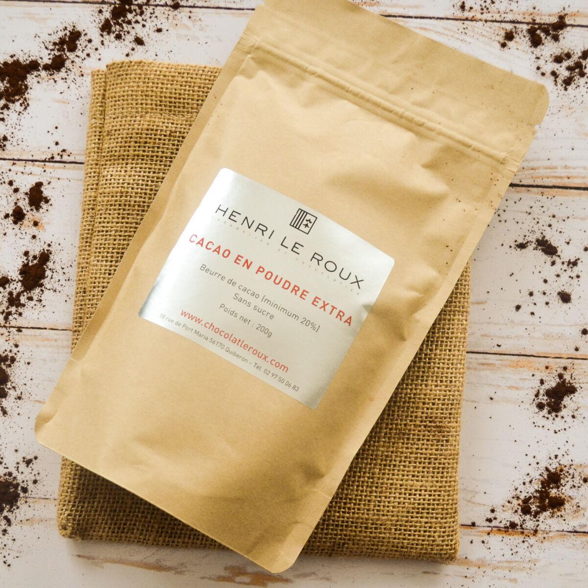 Maison Le Roux Poudre De Cacao