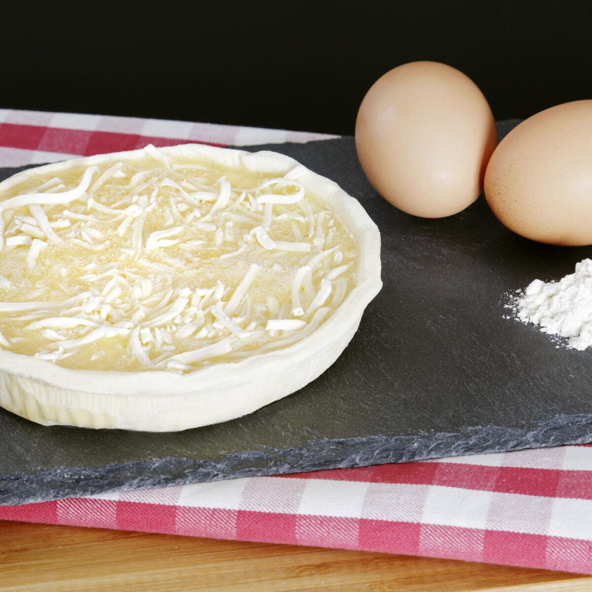 Maison Boulanger Tartelette Au Fromage Surgelée Crue  X4