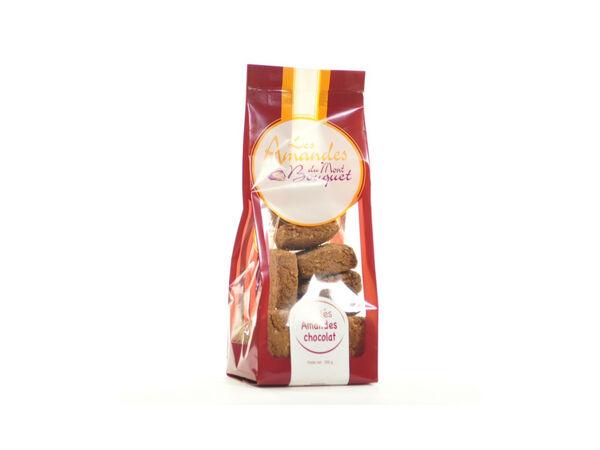Les amandes et olives du Mont Bouquet Sablés chocolat 200 g