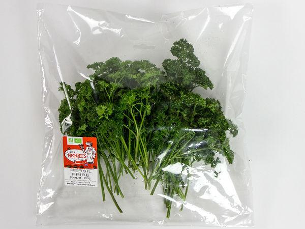 La Boite à Herbes Persil Frisé Frais - Sachet 50g