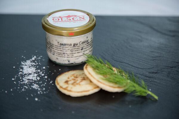 Olsen Tarama au caviar (5%) 90g