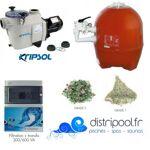 distripool  Distripool Kit filtration piscine PRESTIGE 8 m3/h - Kripsol... par LeGuide.com Publicité