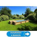 Pose liner et volet roulant piscine Urbaine Prestation pour la pose de... par LeGuide.com Publicité